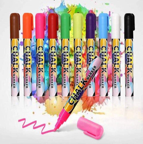 Liquid Chalk Markers - Best4Kids