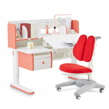 Load image into Gallery viewer, Totguard Ergonomic Kids Desk - DH120ZX_Pro | Due Height Adjustment System - Best4Kids