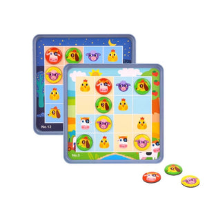Tooky Toy Farm Sudoku - Best4Kids