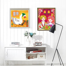 Load image into Gallery viewer, FLASH STICKERS-THE UGLY DUCKLING - Best4Kids