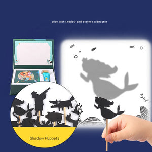 JarMelo Shadow Theater-Fairy Tale - Best4Kids
