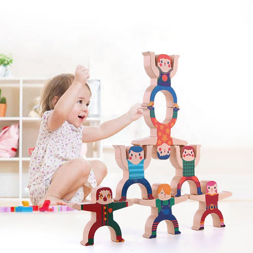 Hercules Stacking Blocks - Best4Kids