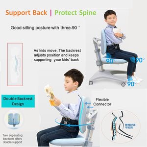 Ergonomic Kids Chair - HTY730/733 - Best4Kids