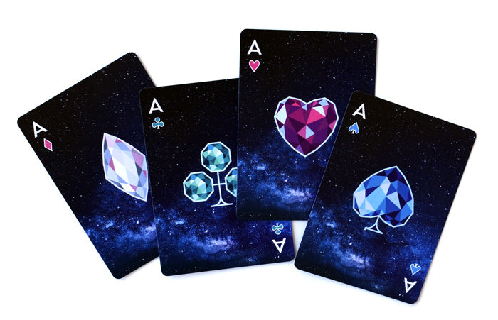 Learn how to read playing cards for fortune-telling