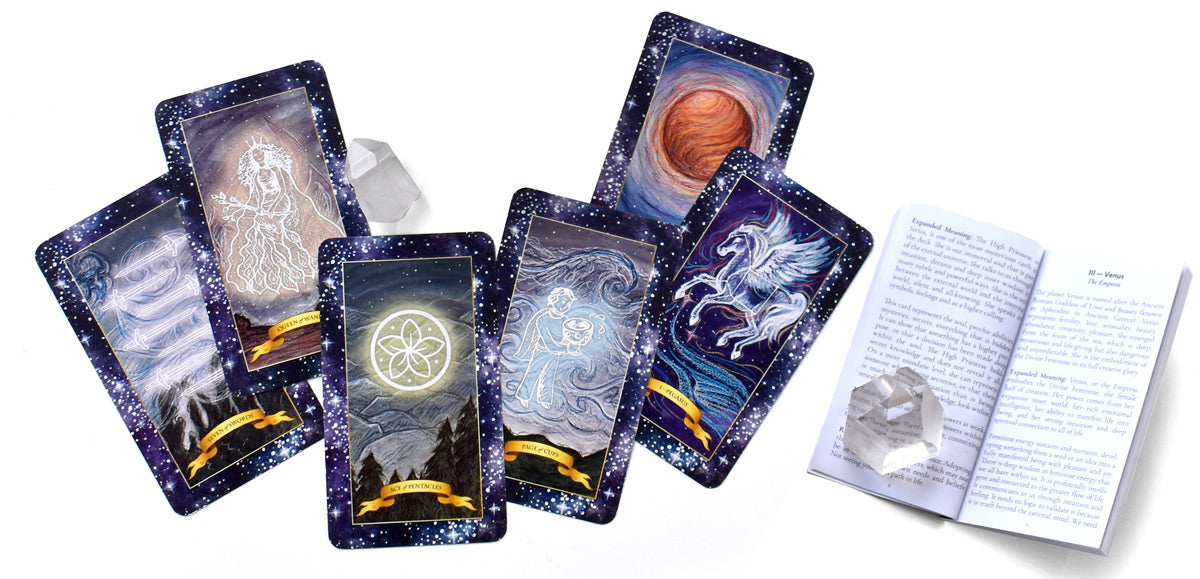 Learn Tarot card meanings and how to read Tarot cards for beginners