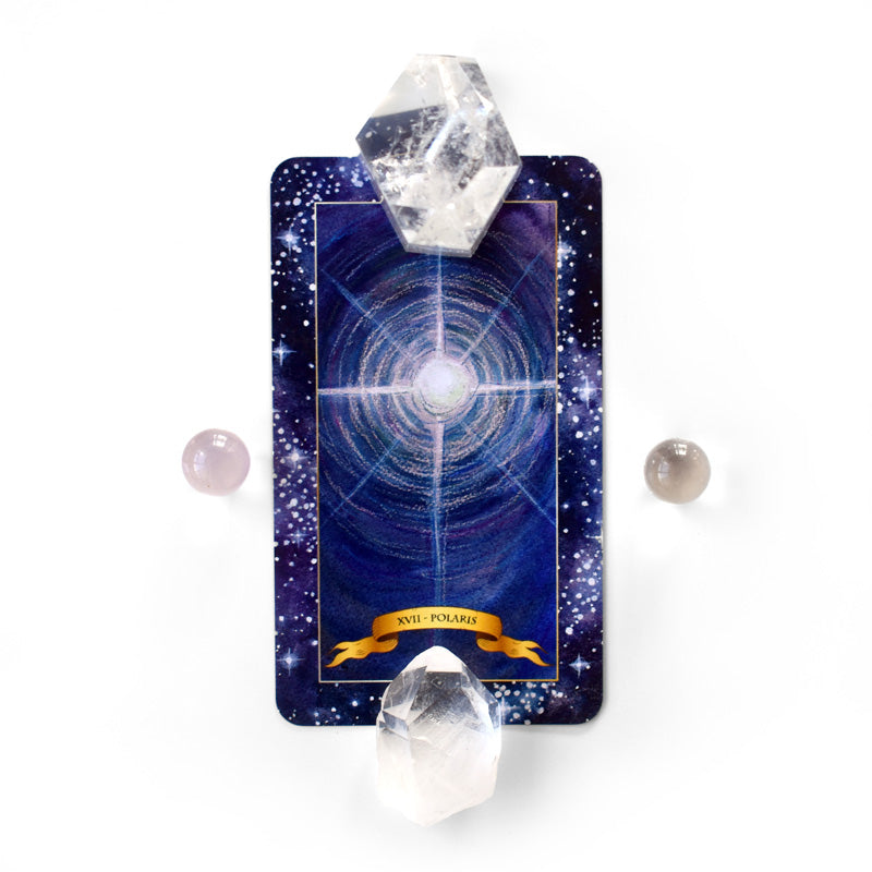 The Constellation Tarot deck - Learn tarot card meanings of the Star
