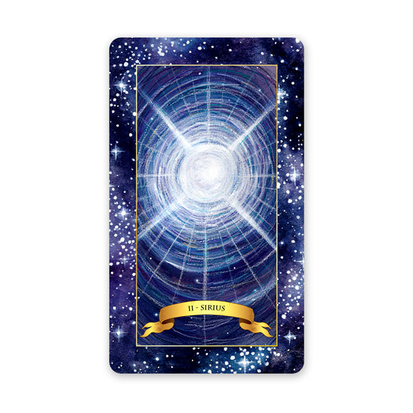 The Constellation Tarot deck - Learn tarot card meanings for the High Priestess Tarot card