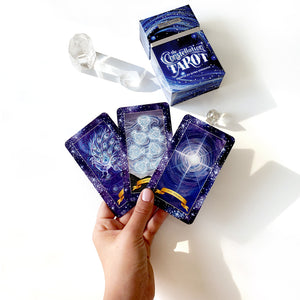 The Constellation Tarot cards deck, Tarot deck with stars