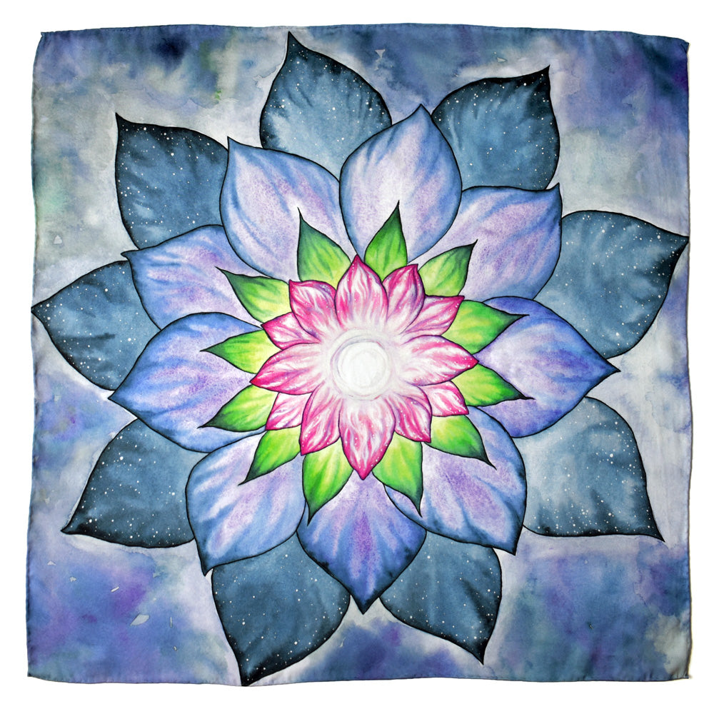 Silk Tarot Cloth for Tarot cards deck