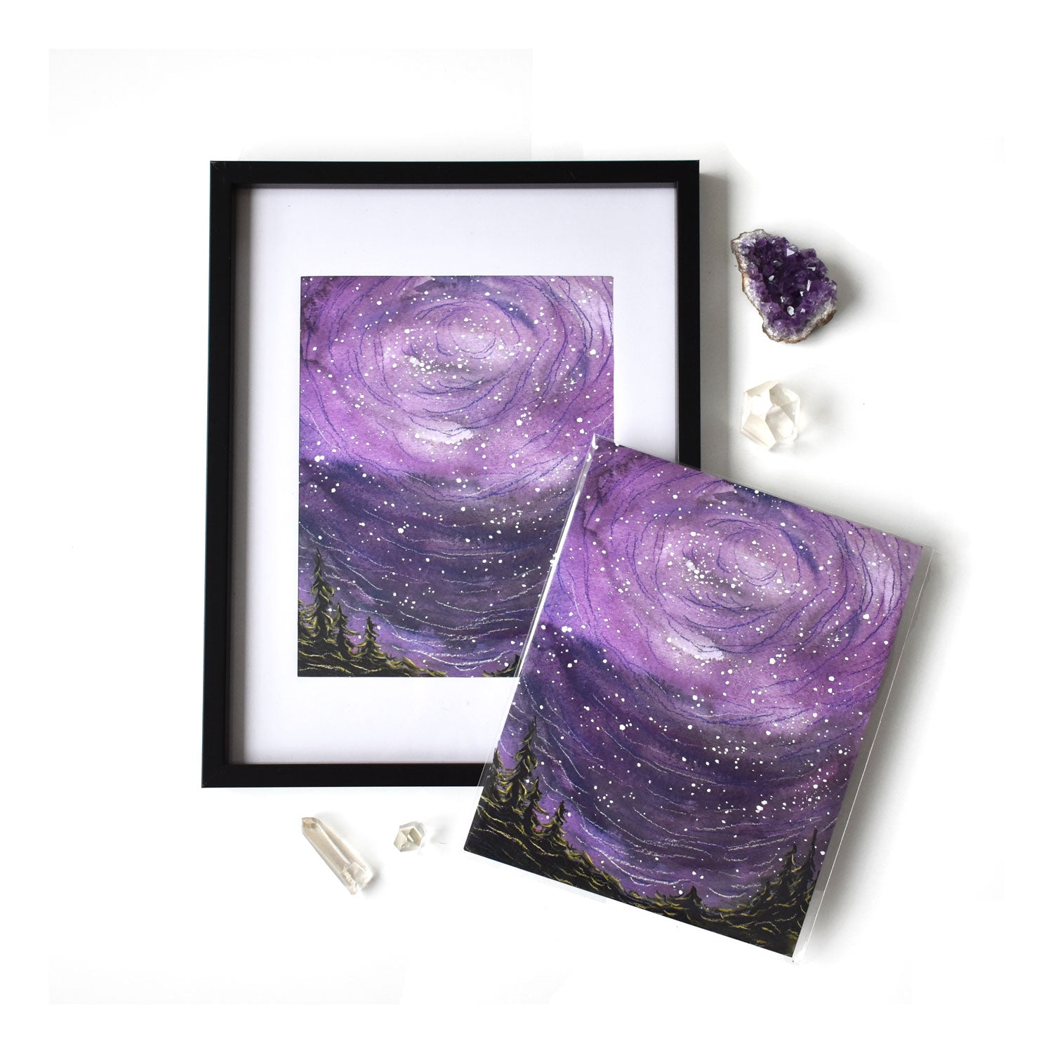 """Starry Night"" Art Print"