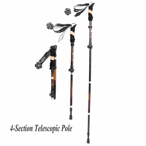 Anti-shock Walk Stick | Climbing Tools for $38.99