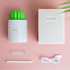 Cactus Air Humidifier 280ml-Gift Or Pleasure