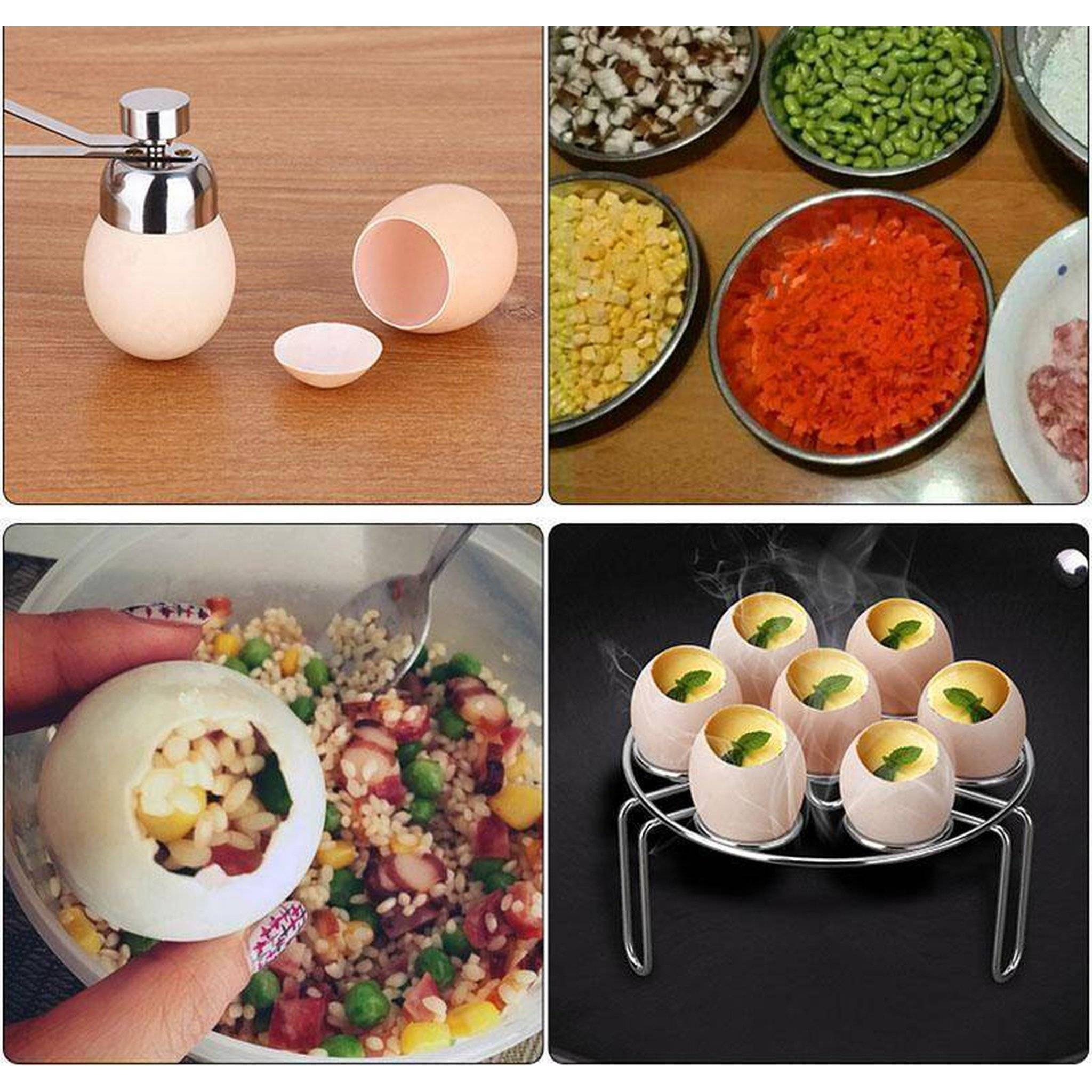 Kitchen Egg Scissors Shell Opener for $16.99