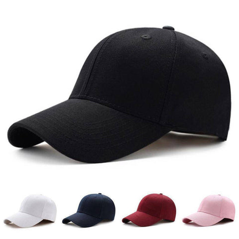 Plain Baseball Cap for $13.99