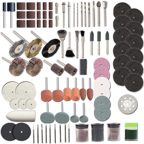 Rotary Tool Accessories 248Pcs for $31.99