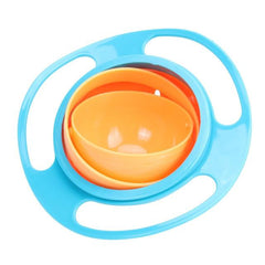 Spill-Proof 360 Rotate Baby Feeding Bowl-Gift Or Pleasure