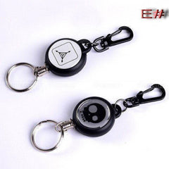 Steel Rope Key Chain-Gift Or Pleasure