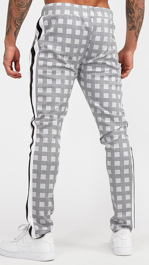 Men's Nile Pants in Grey