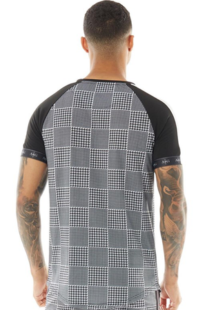 Men's Paulo T-Shirt in Grey