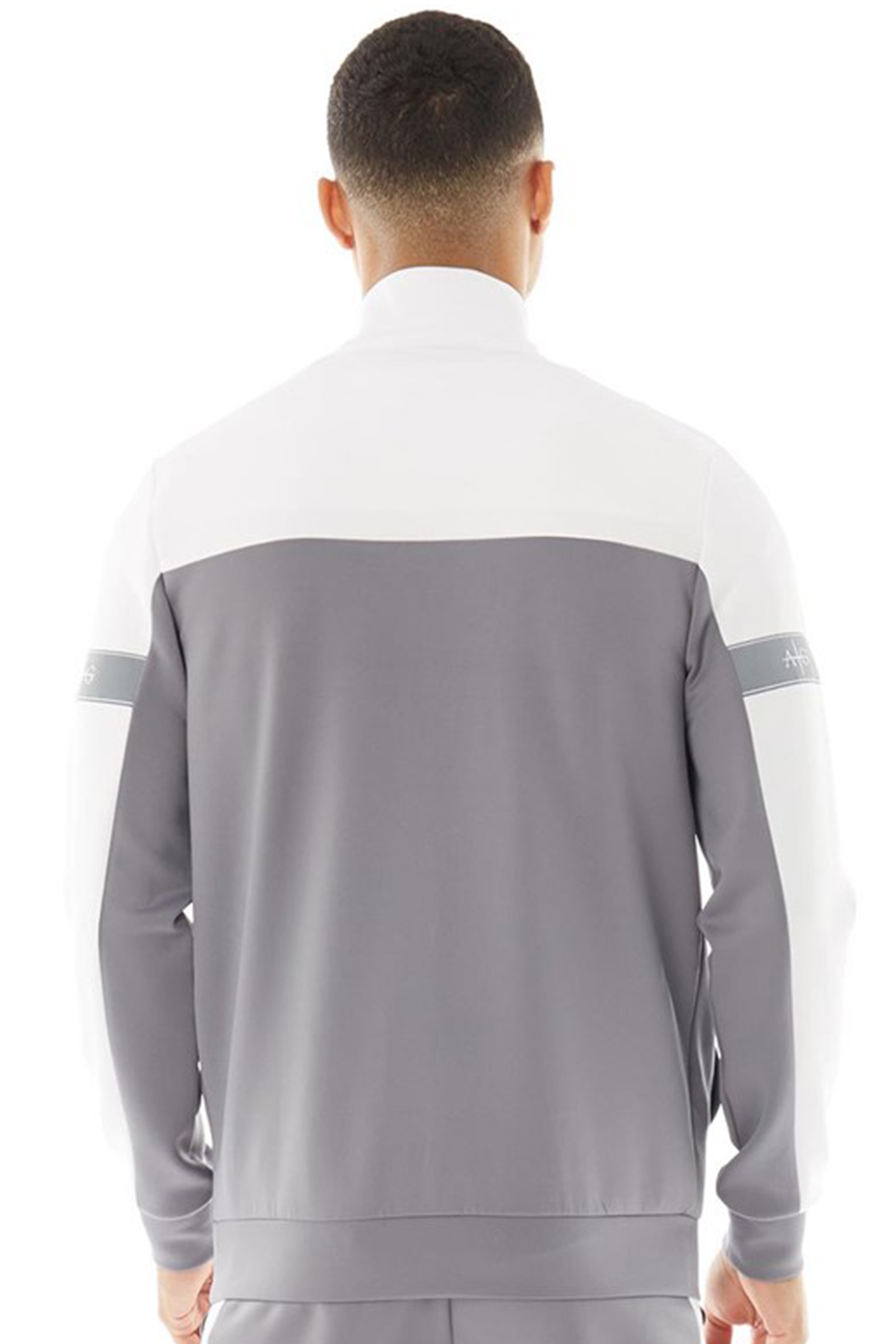 Men's Vazquez Track Top in Grey