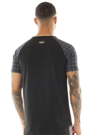 Men's Cerrone T-Shirt in Black