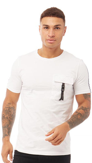 Audley T-Shirt White