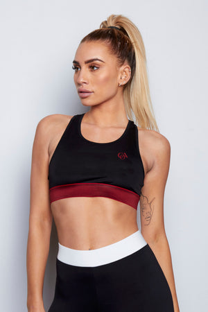 Rouge Crop Top