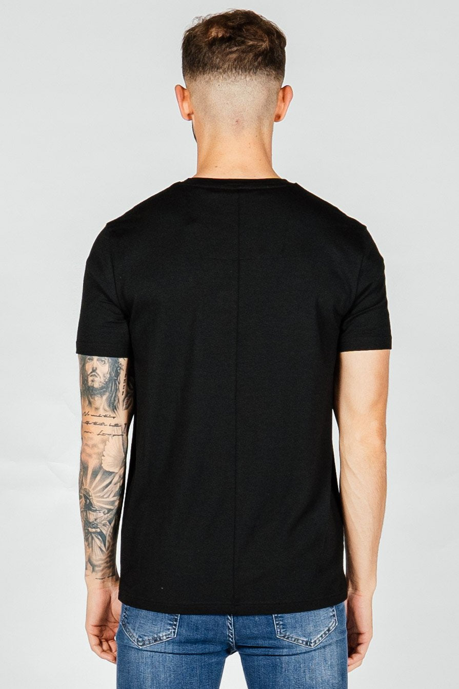 Men's Medal T-Shirt in Black
