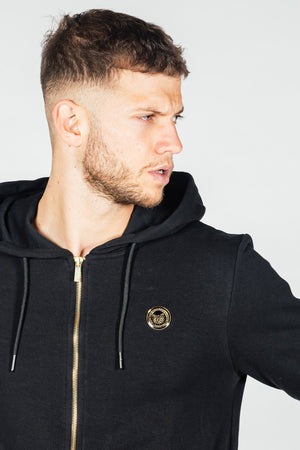 Men's Break Hoodie in Black