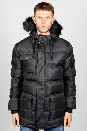 Men's Pelicans Jacket in Black