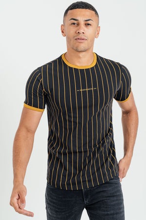 Men's Stitch T-Shirt in Black