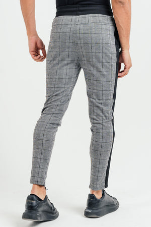 Men's Caption Pants in Grey