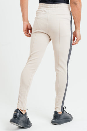 Men's Victor Sweat Pants in Ecru