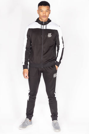 Men's Choice Tracksuit in Black - DEFEND LONDON