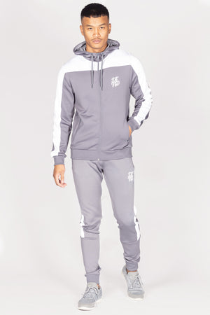 Men's Choice Tracksuit in Graphite - DEFEND LONDON