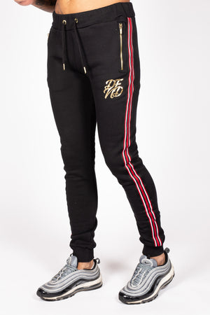 Men's Baller Jogger in Black - DEFEND LONDON