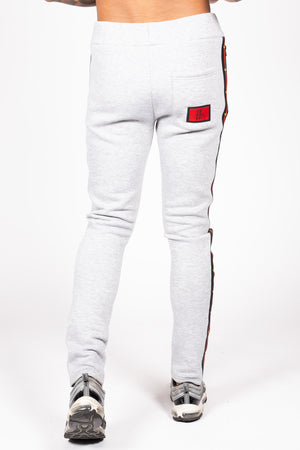 Men's Moth Jogger in Grey - DEFEND LONDON