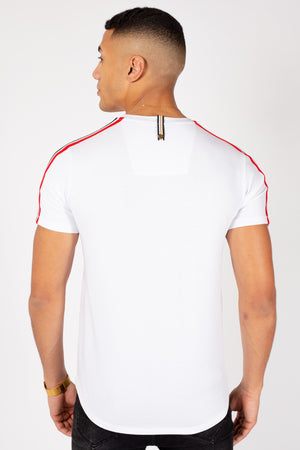 Men's Signature T-Shirt in White
