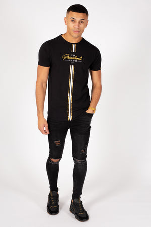 Men's Boss T-Shirt in Black
