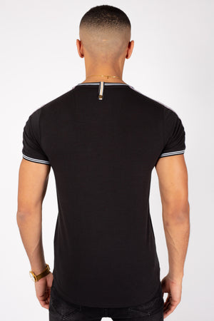 Men's Decade T-Shirt in Black