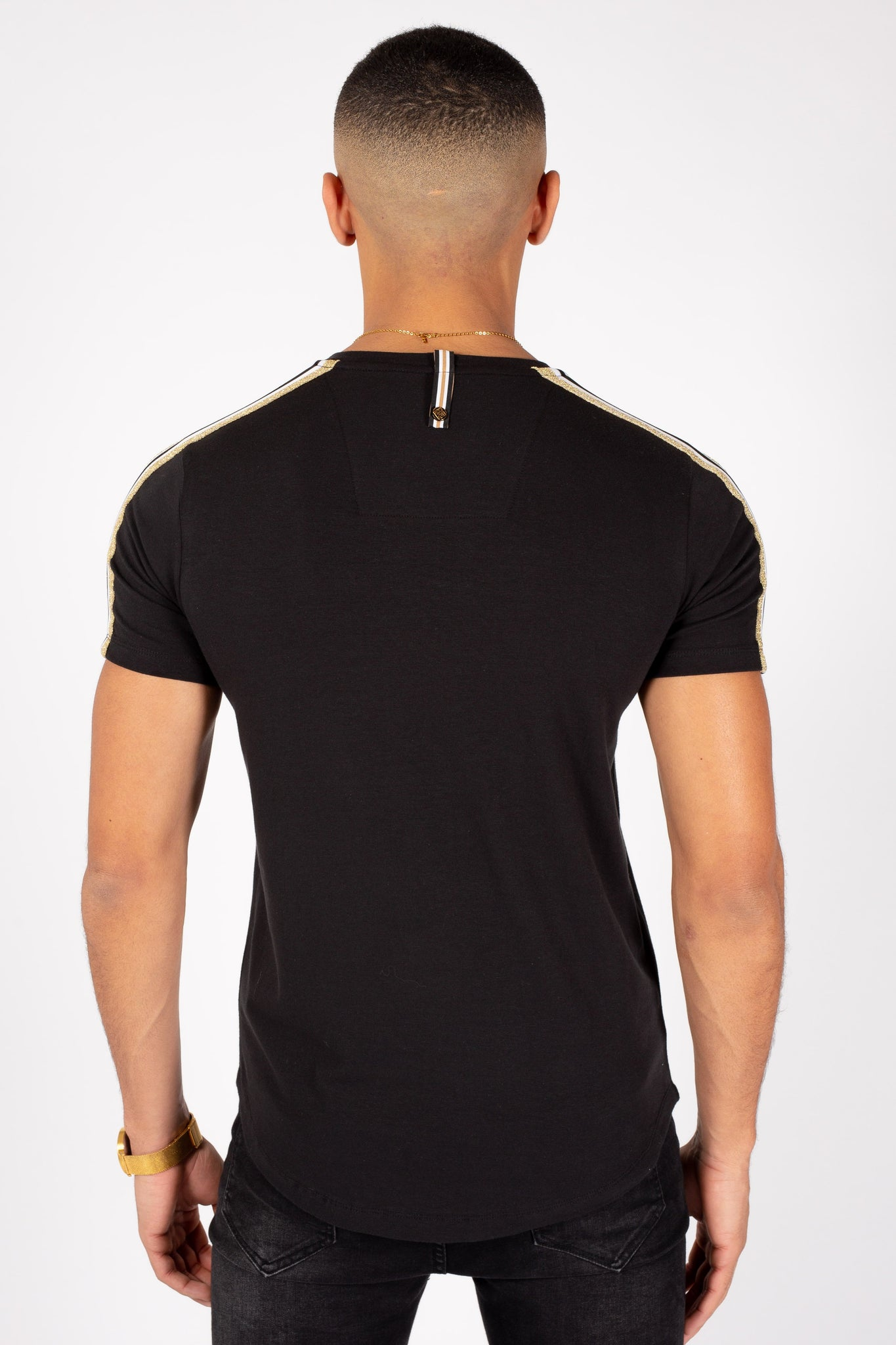 Men's Signature T-Shirt in Black