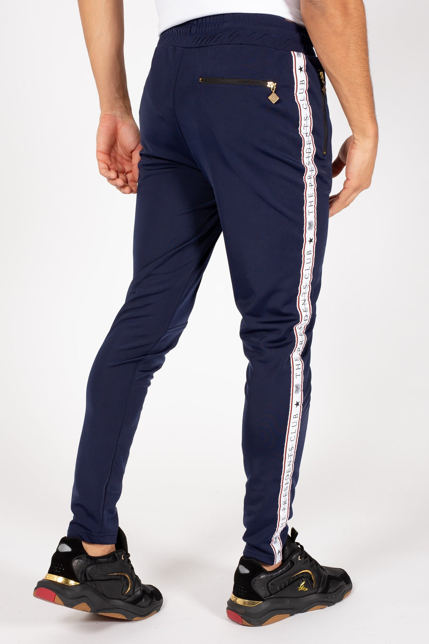 Men's Harlow Jogger in Navy