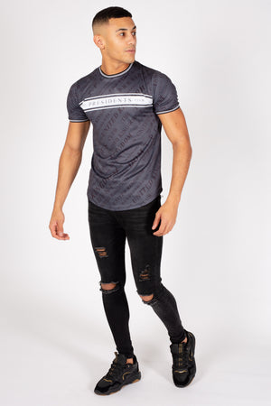 Men's Ultra T-Shirt in Grey