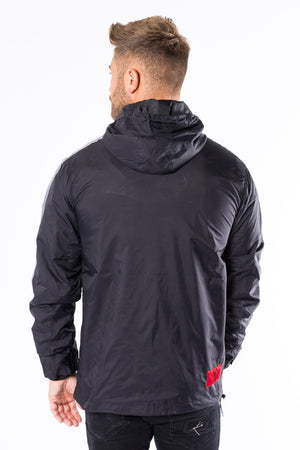 Men's Wonder Jacket in Black & Grey - DEFEND LONDON