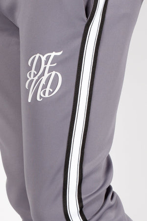 Men's Linx Jogger in Grey - DEFEND LONDON