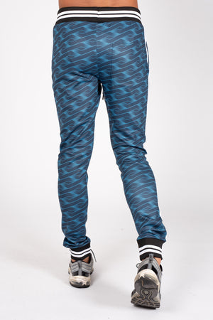 Men's Marley Jogger in Navy - DEFEND LONDON