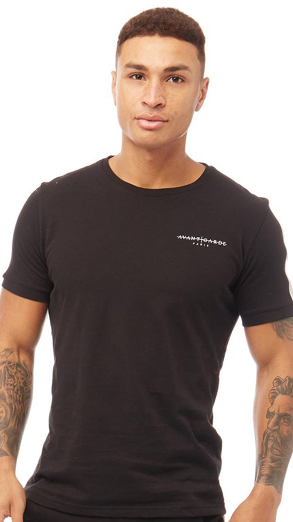 Arkesden T-Shirt Black