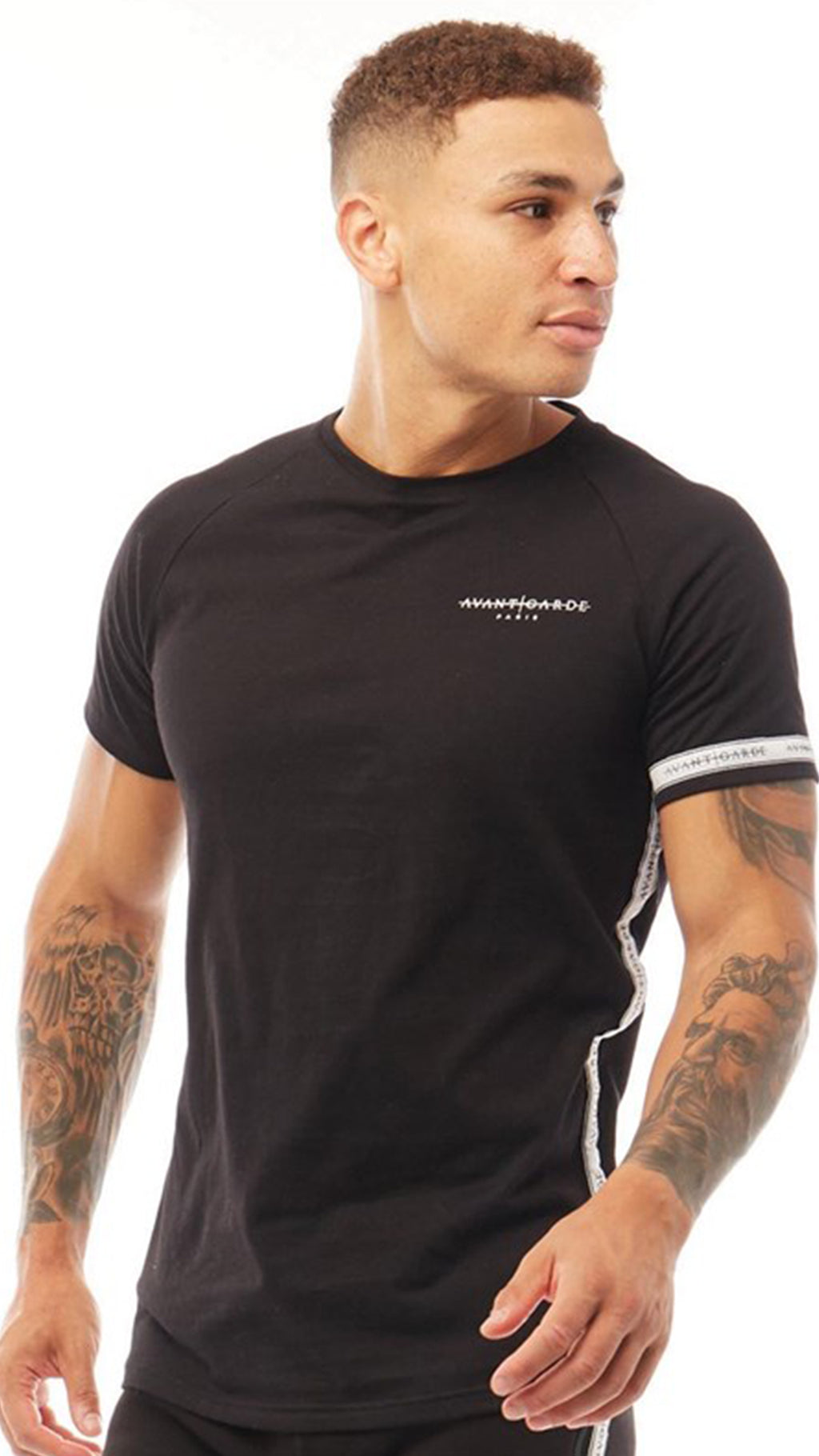 Ashdon T-Shirt Black