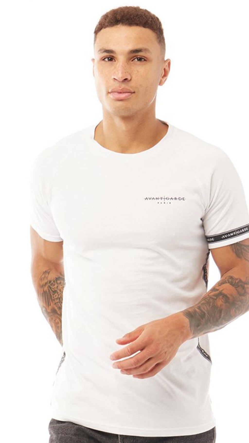 Ashdon T-Shirt White