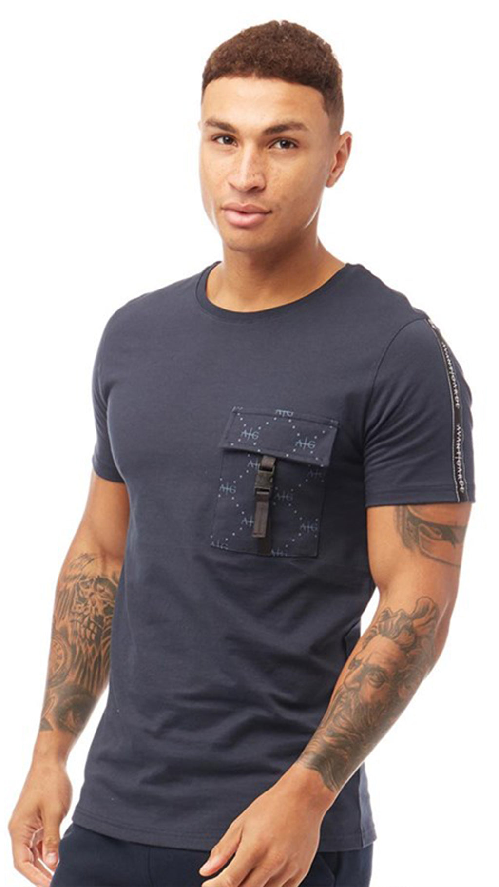Audley T-Shirt Navy